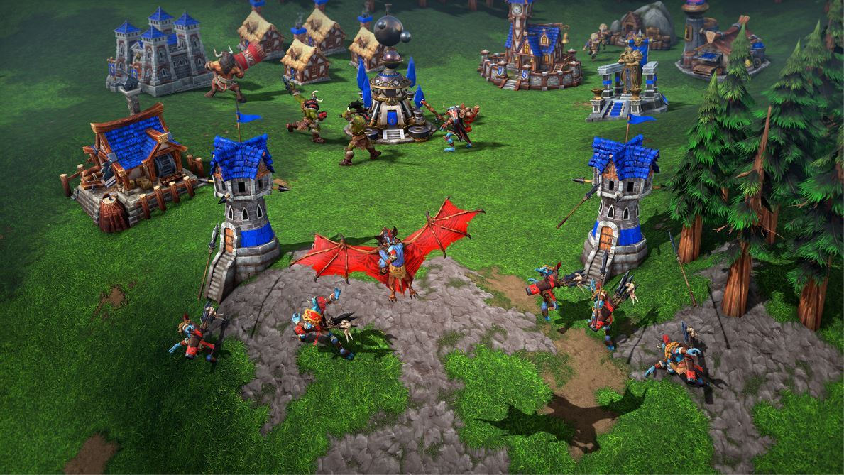 The Original Dota Mod Will Probably Work In Warcraft 3 Reforged