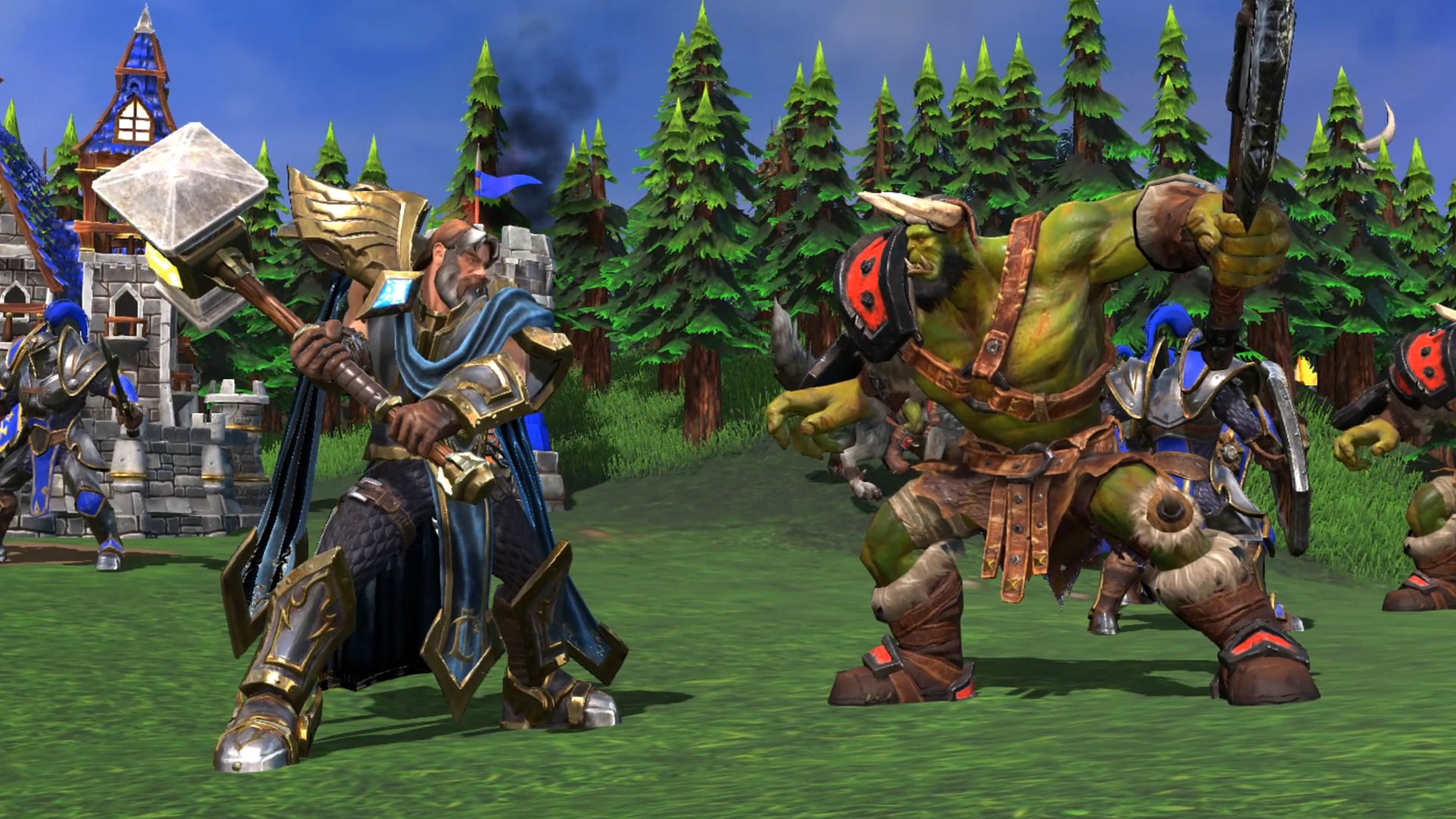 Pre Orders Of Warcraft 3 Reforged Should Get The Original On December 1 Pcgamesn