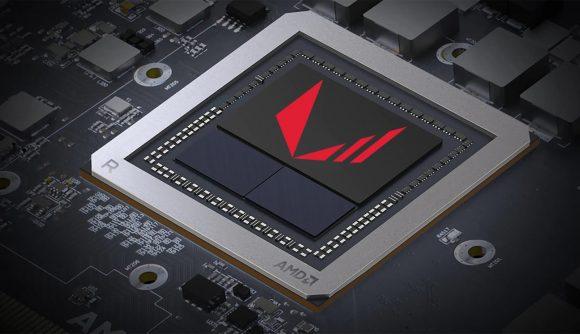 AMD Radeon Vega 2 logo
