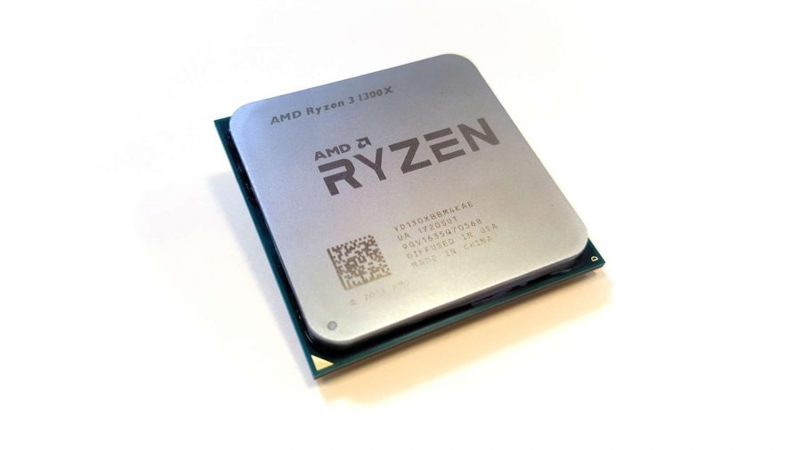 Best CPU for gaming - AMD Ryzen 3 1300X