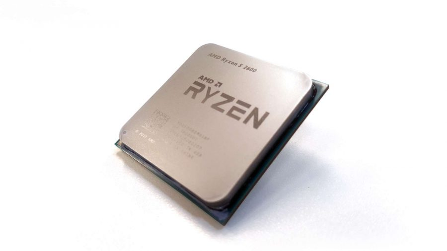 Best CPU for gaming - AMD Ryzen 5 2600