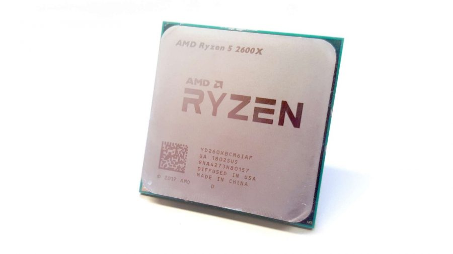Best CPU for gaming - AMD Ryzen 5 2600X