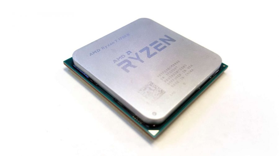 Best CPU for gaming - AMD Ryzen 7 1700X
