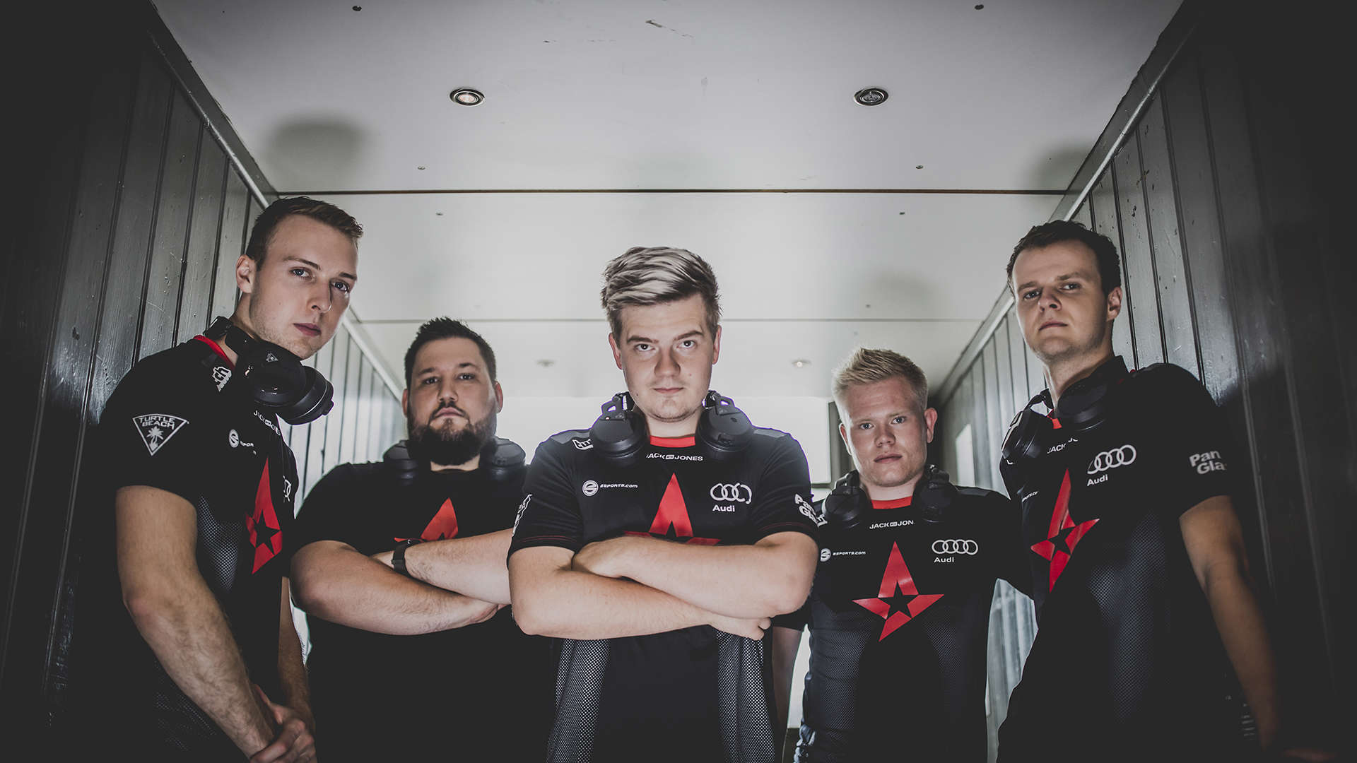 Astralis look back on the year that crowned them kings of CS:GO