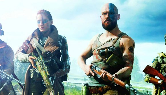 Fire bullets from your fingers with this Battlefield 5 Easter egg