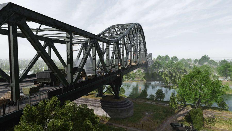 Battlefield V Nvidia DXR Twisted Metal map