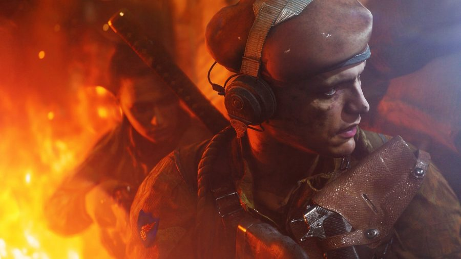 Battlefield V Unsung Heroes Support