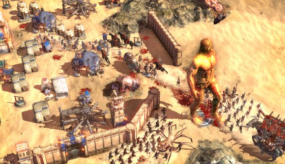 Conan Unconquered is a brutal strategy game set in the Conan universe
