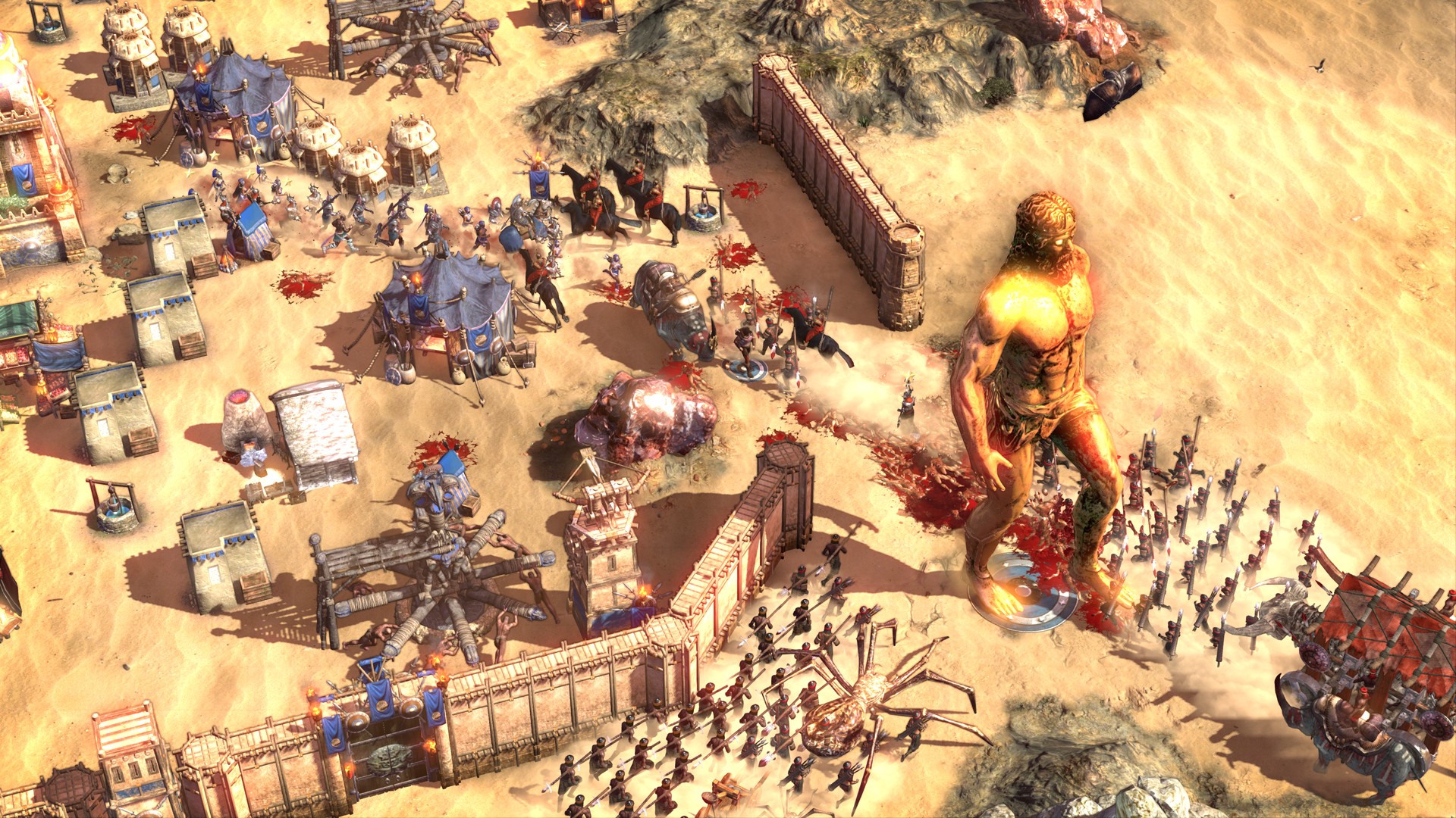 Funcom Announces Conan Unconquered, a RTS Game Set in the Conan Universe