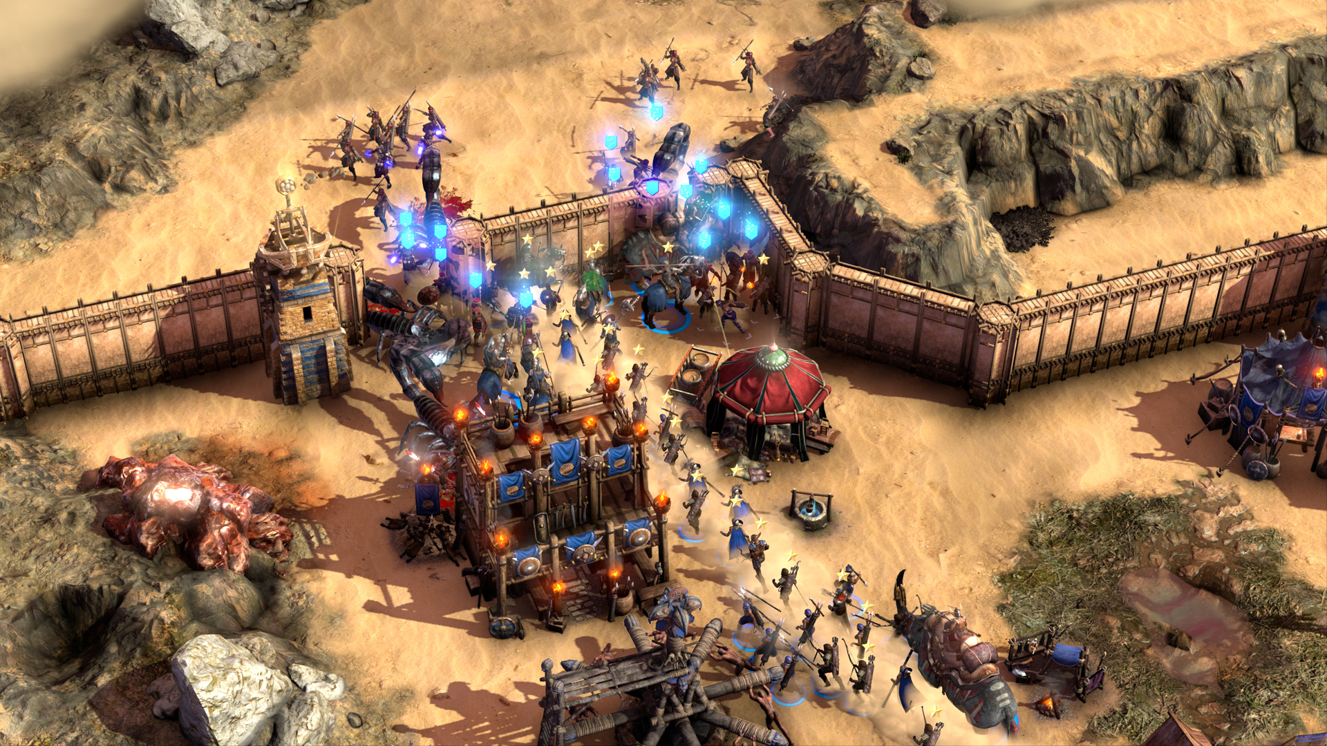 Conan Unconquered Announced - A New RTS From Veteran Command & Conquer Developers