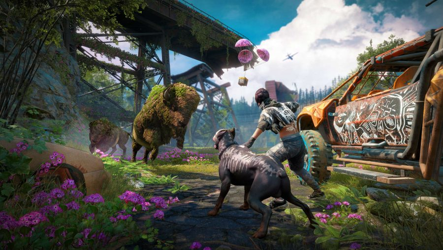 Far Cry New Dawn beasts