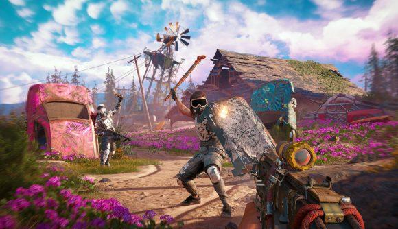 Far Cry New Dawn interview