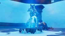 Fortnite Infinity Blade location