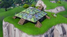 Fortnite metal turtle location