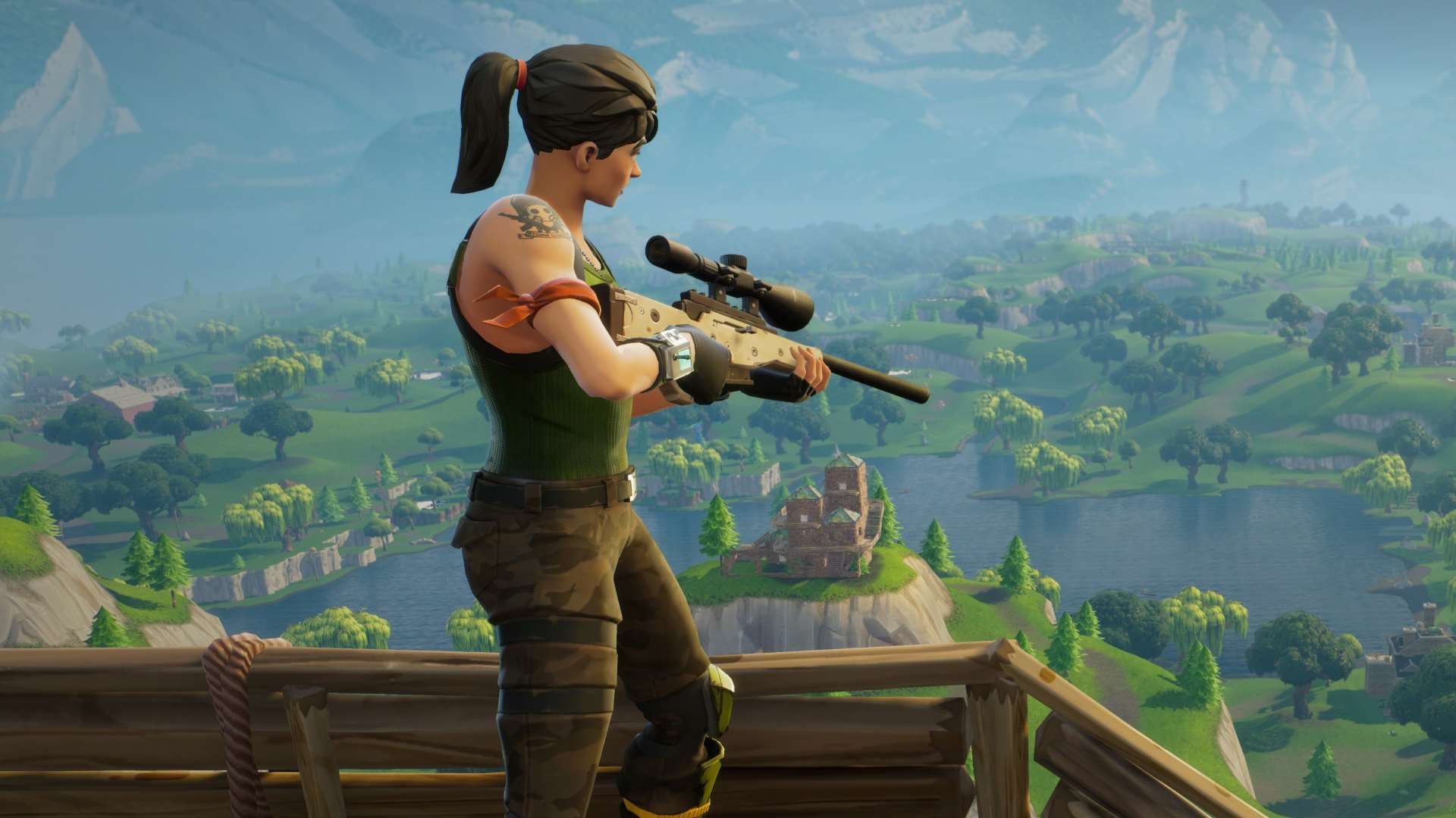 Forget 2018… Fortnite And Graphics Card Mining Ruined It