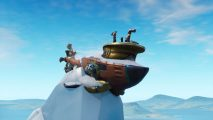Fortnite submarine