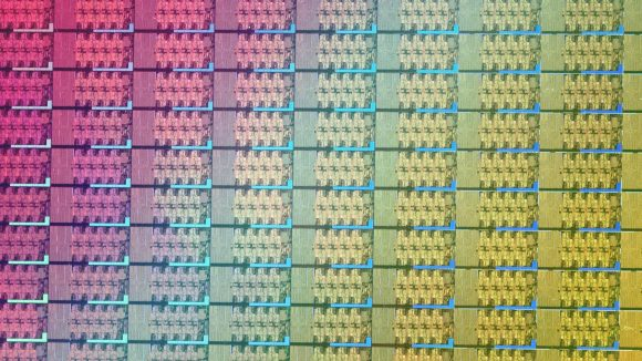 Intel 9th gen die