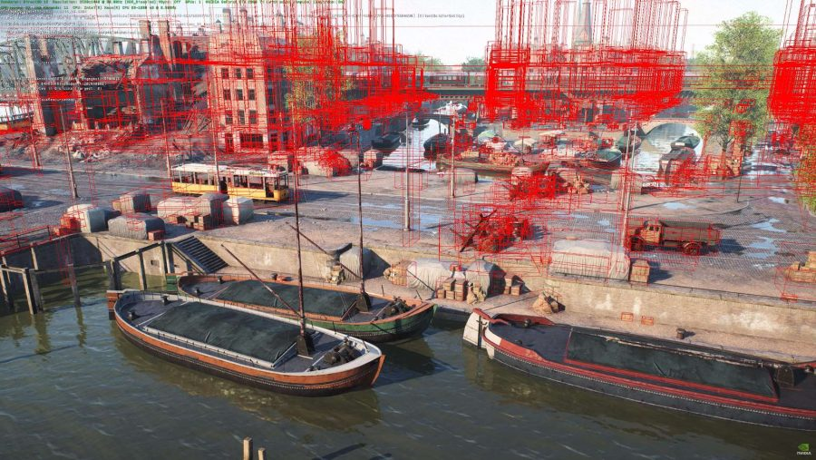 Nvidia DICE Battlefield 5 updates