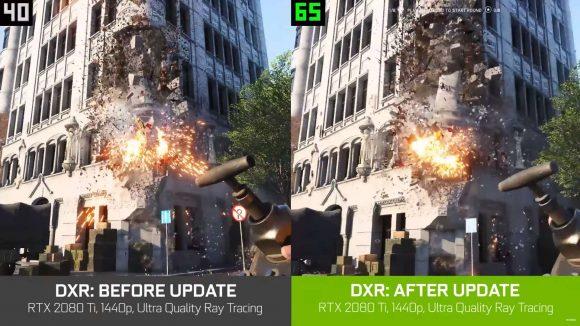 Nvidia DICE bug fixes