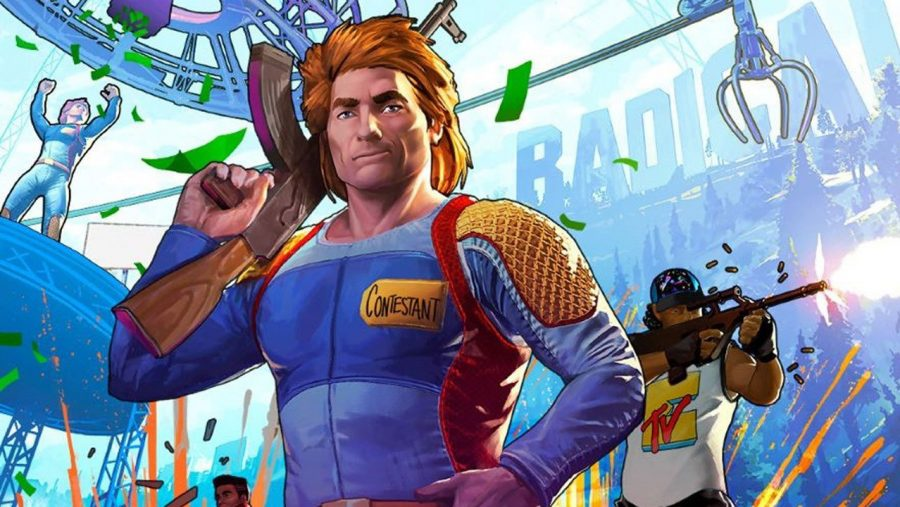 Radical Heights key art
