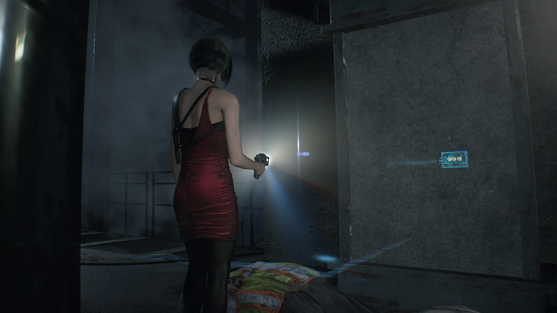 Resident Evil 2's horrible humans are more disgusting than its