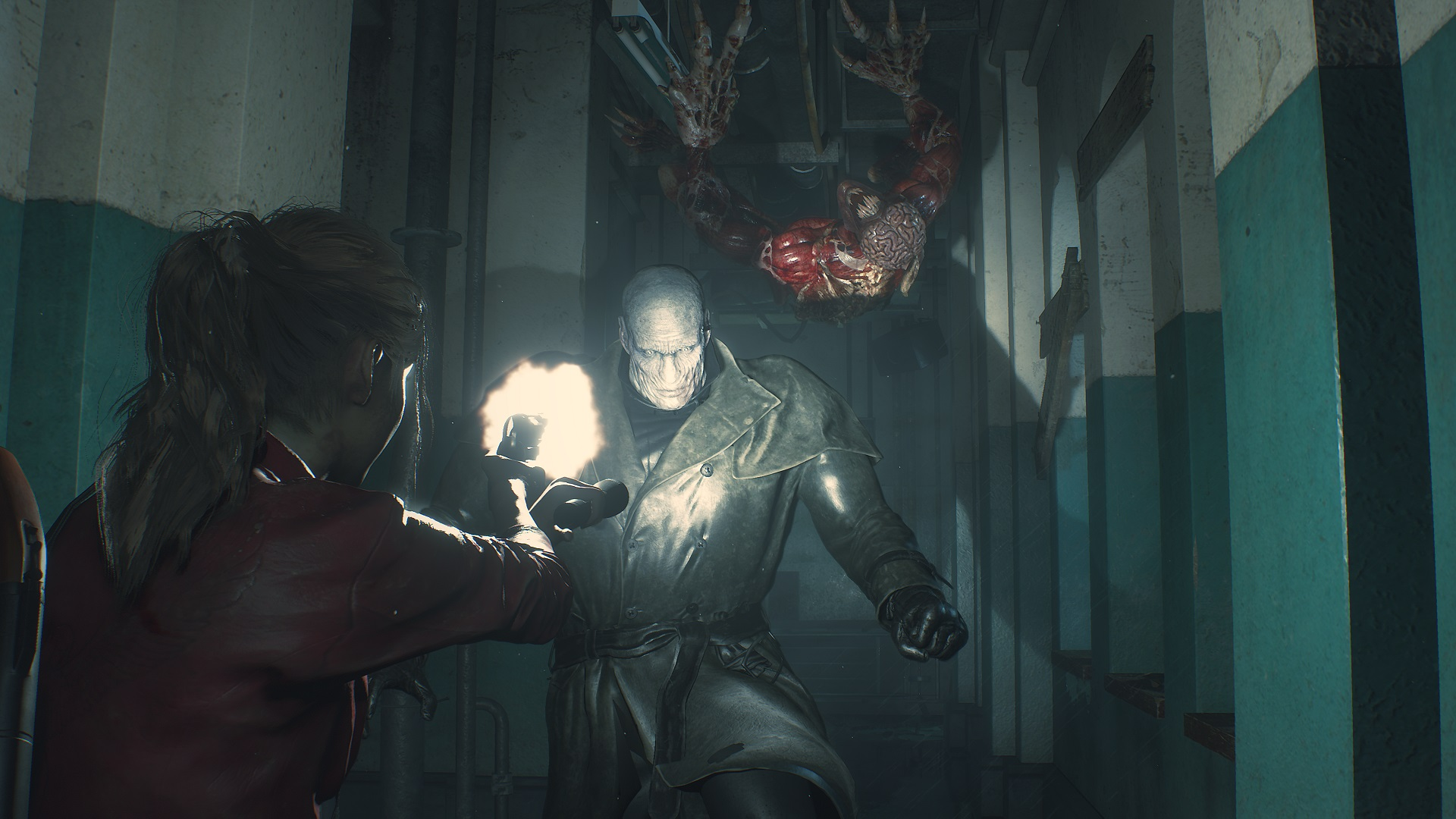 Resident Evil 2s Horrible Humans Are More Disgusting Than Its