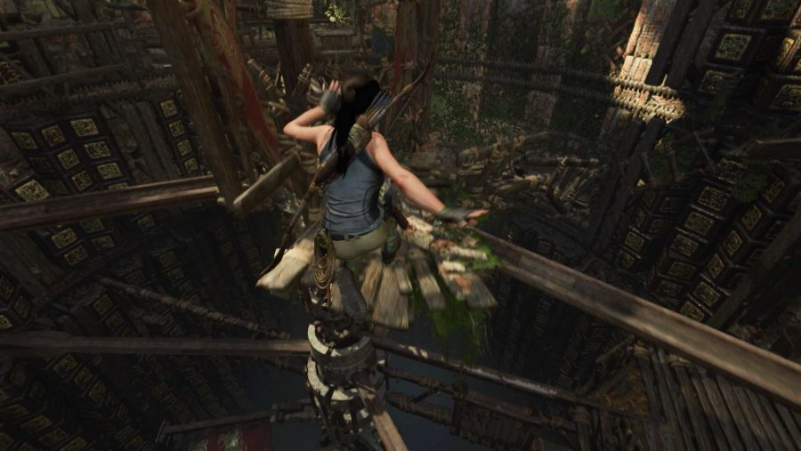 Shadow of the Tomb Raider Nvidia RTX