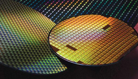 TSMC silicon wafers