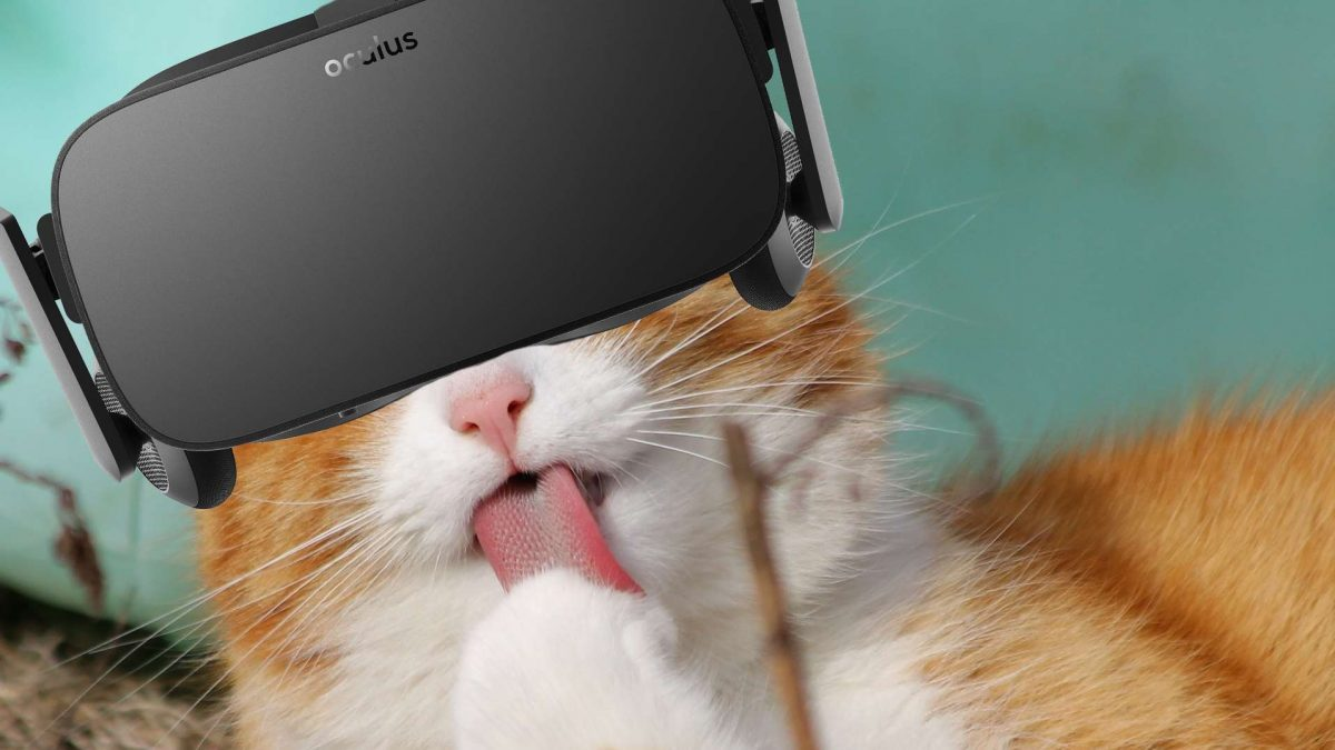 We've found the most grotesque VR peripheral… and never want
