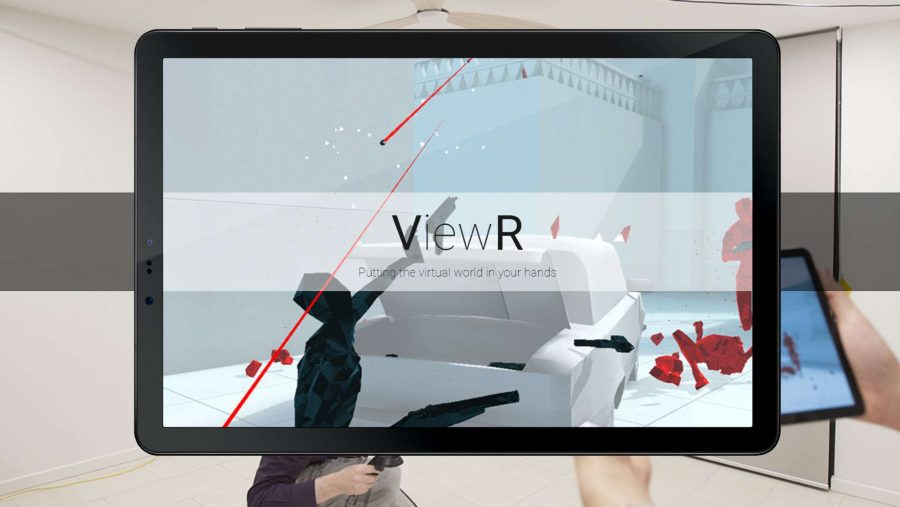 ViewR VR Window