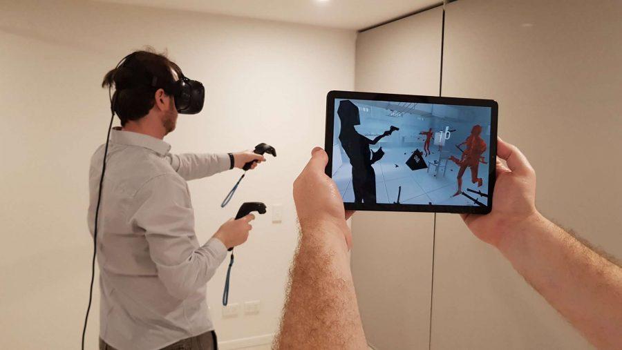 ViewR VR Window Superhot