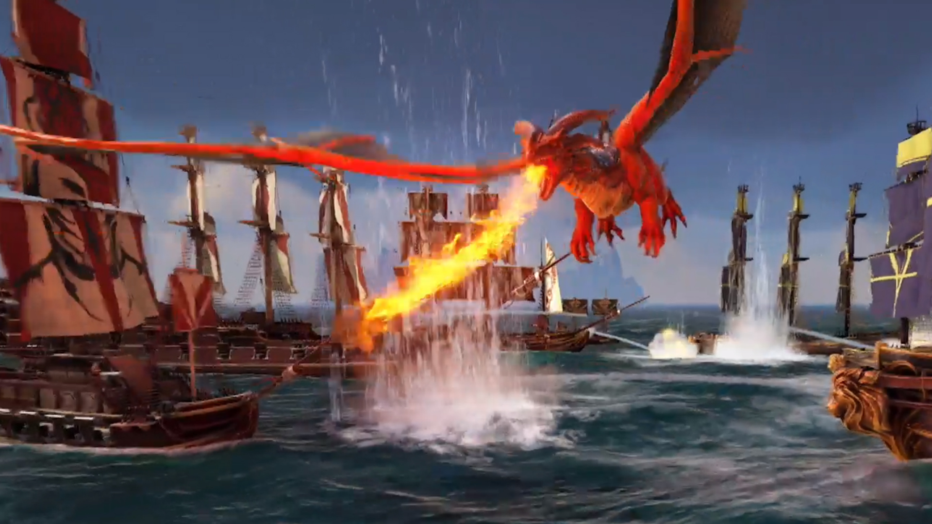 Atlas is a new naval survival MMO from the Ark devs and