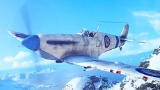 Battlefield V Unsung Heroes – take to the skies with a flying ace