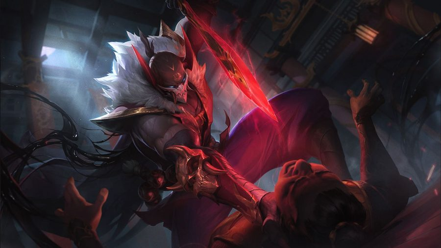 League of Legends patch 9 1: Blood Moon Aatrox and new