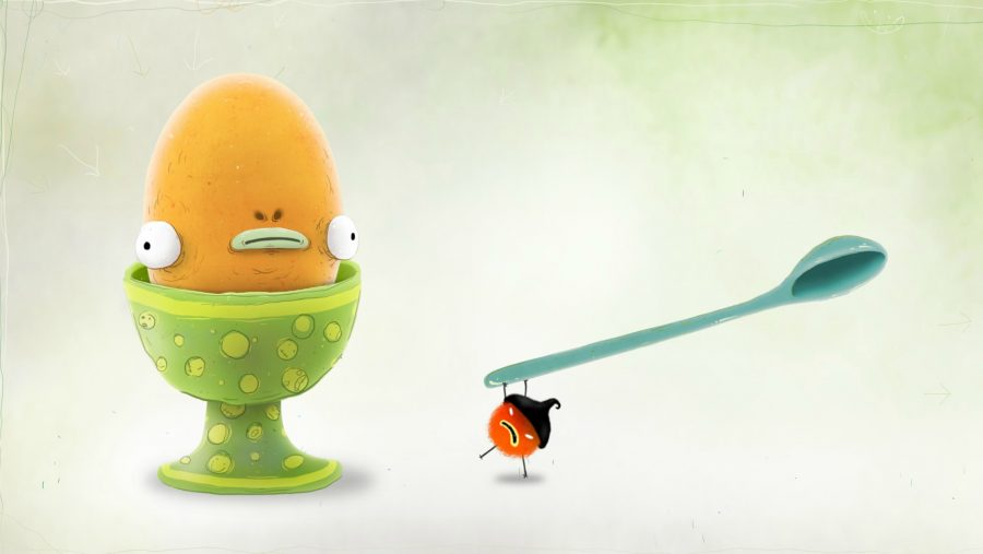 Chuchel egg