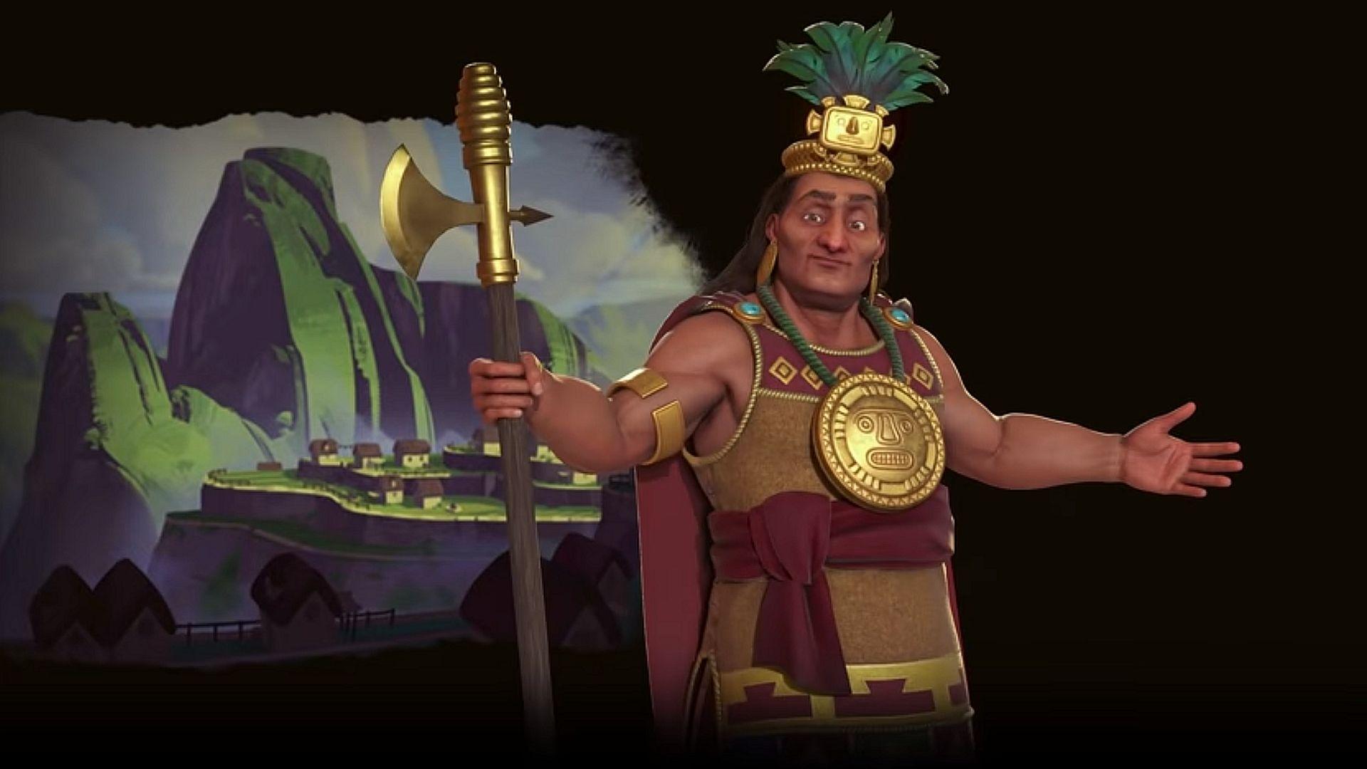 Cleopatra Civ Vi