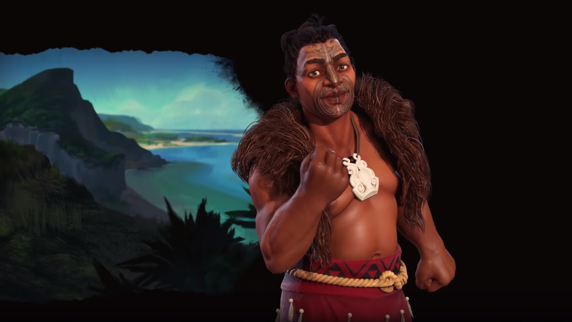 A Civilization 6 bug can make leaders nude, and reveals they don't have bits