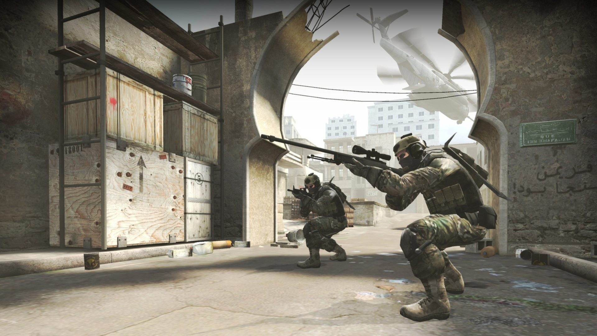 New fan-made CS:GO training map helps you nail your aim and movement