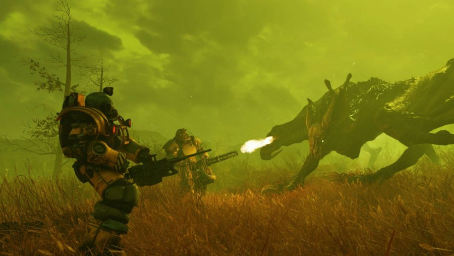 Fallout 76 rare weapons: where to find the Alien Blaster