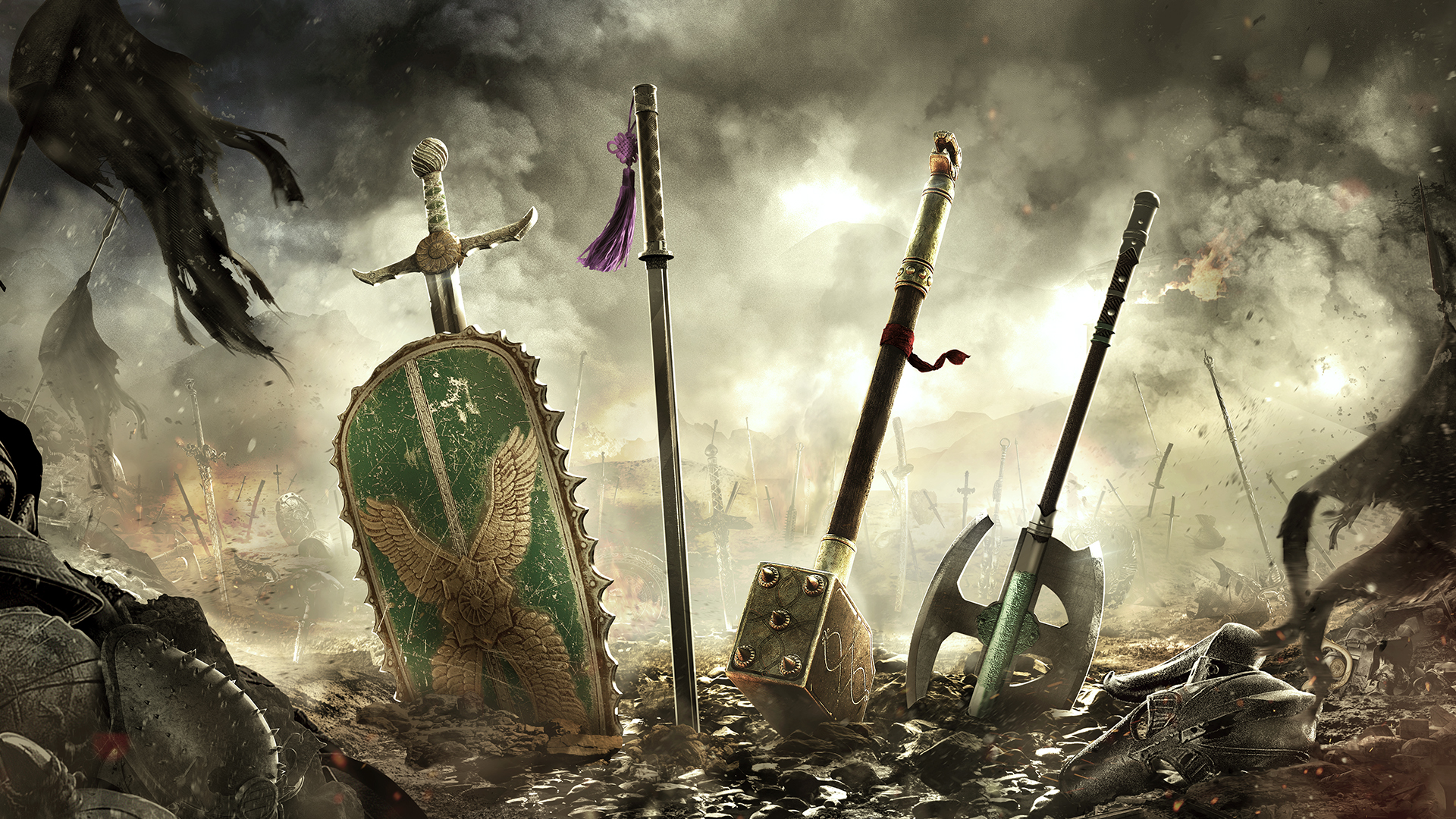 For Honor's third year of new content starts in January