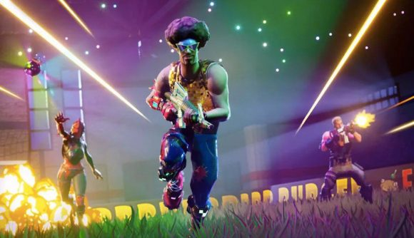 Fornite Will Turn Into A New Year S Eve Party On December