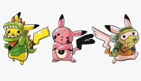Fortnite Pikachu