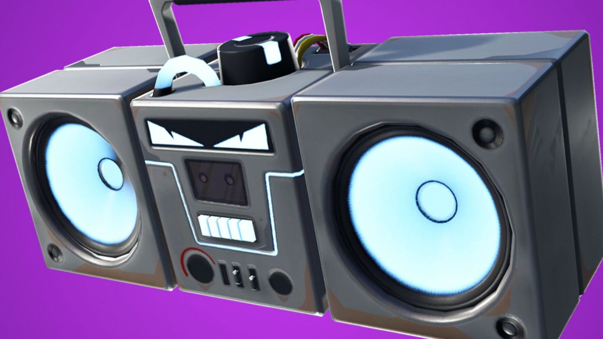 fortnite u2019s new boombox item makes building impossible