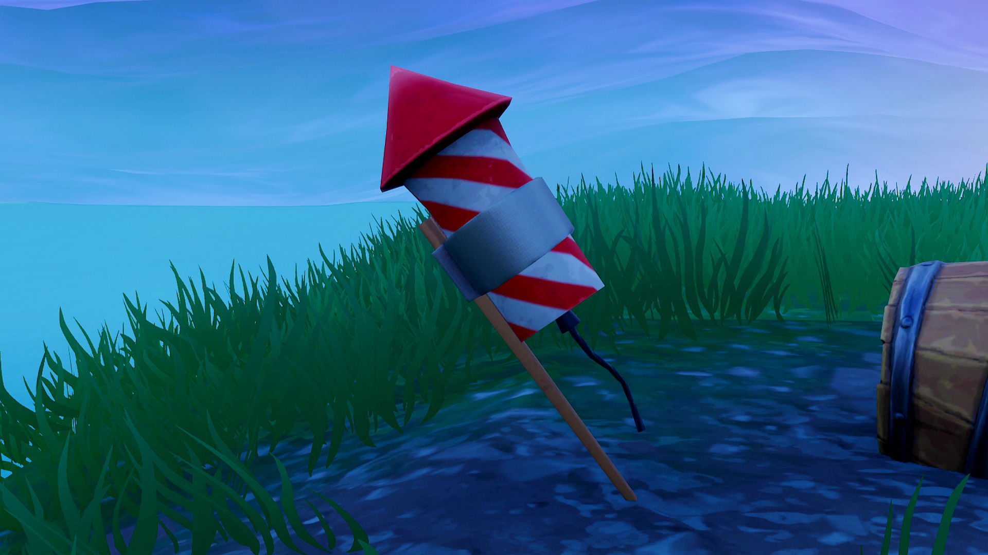 All Fortnite Fireworks Locations Where To Launch Fireworks On The