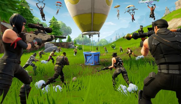 Fortnite Players Are Digging Up A Mysterious Excavation Site Pcgamesn - fortnite players are digging up a mysterious excavation site