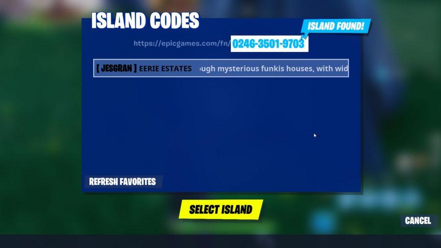 Fortnite Island Codes  Creative Maps