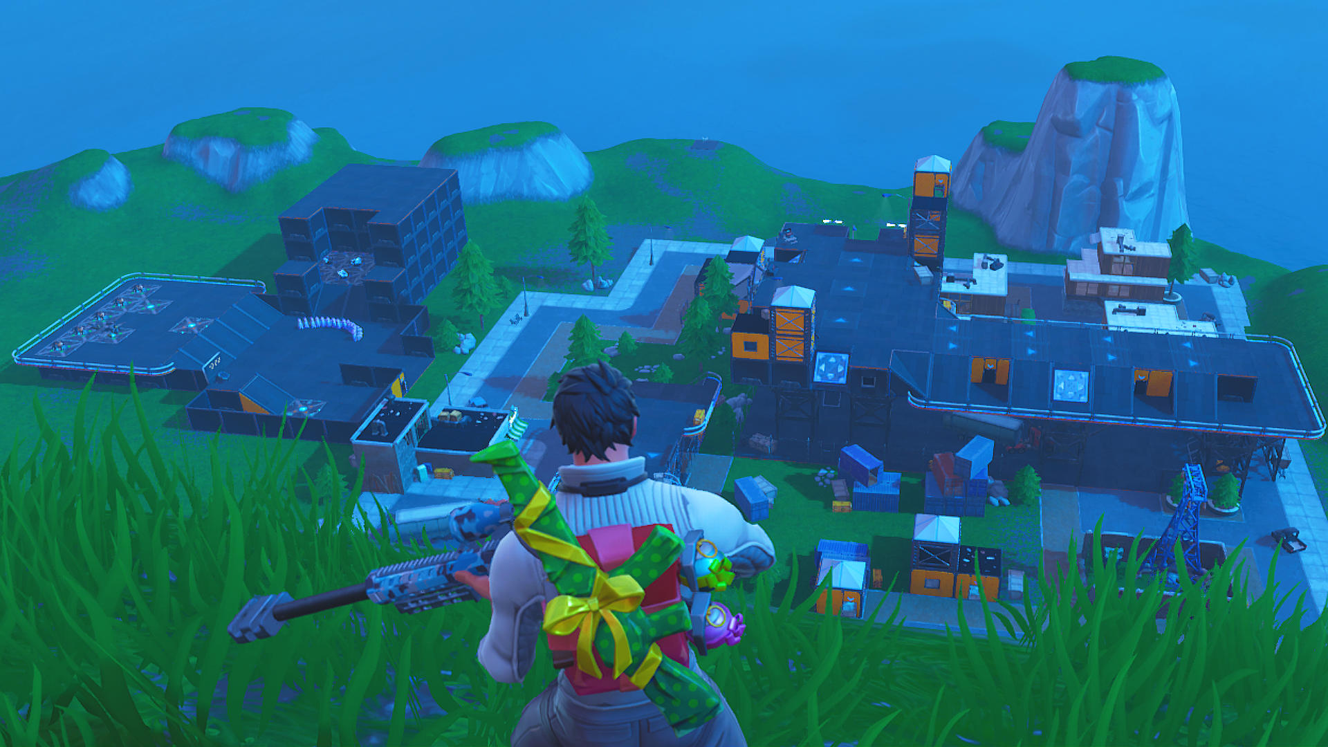 Fortnite Island Codes The Best Creative Maps And How Sharing Works Pcgamesn This is the very first map introduced when fortnite battle royale launched. fortnite island codes the best