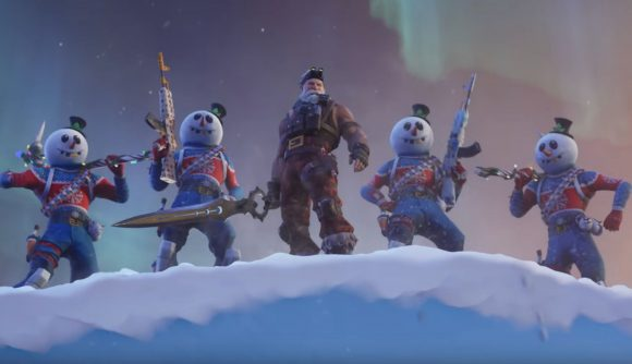Check Out The Brand New Fortnite Season 7 Map Pcgamesn