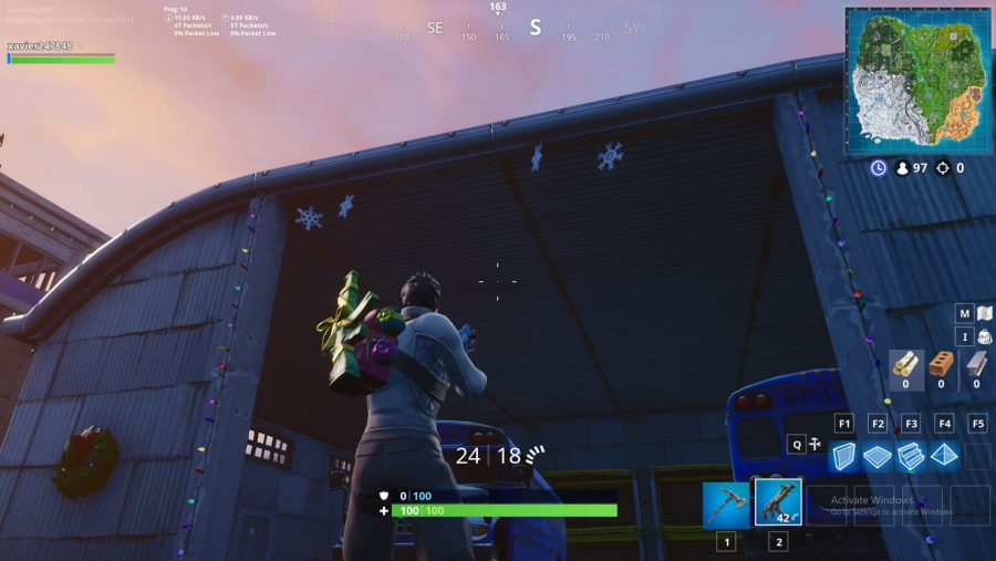 Fortnite snowflake decorations: where to destroy 12 ...