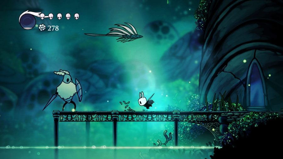 Hollow Knight enemy